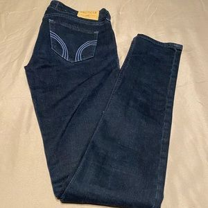 Hollister Jeans - Skinny - Low Rise - Size: 1R